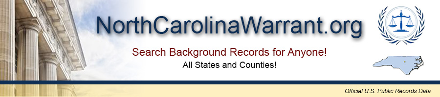 NorthCarolinaWarrant org | North Carolina Warrants